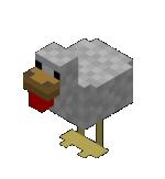 Les animaux minecraft gm jump - Poule minecraft ...